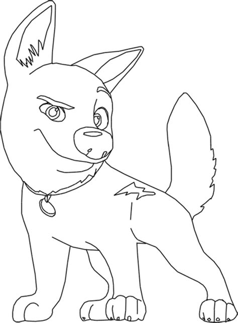 coloring pages of bolt the free free bolt coloring pages