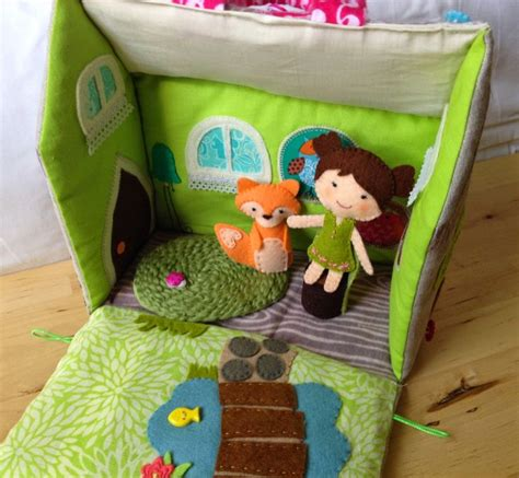 pattern felt house 17 best ideas about felt dolls on pinterest diy doll