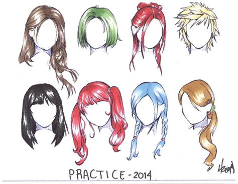 Anime Hairstyles by The Gallery For Gt Anime Boy Hairstyles Side View