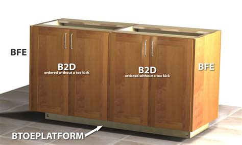 Base Cabinet Toe Kick by Base Toe Kick Platform V2