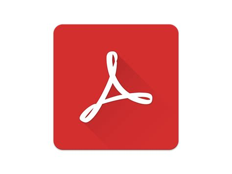 adobe acrobat full version price adobe reader material icon materialup