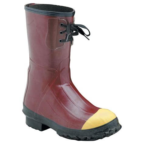 s lacrosse 174 12 quot insulated pac steel toe work boots