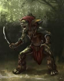 goblin aaronflorento deviantart orcs goblins deviantart rpg monsters