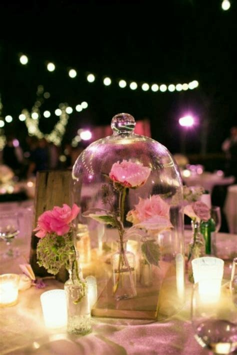 Beauty and the Beast centerpiece idea   I Do   Pinterest