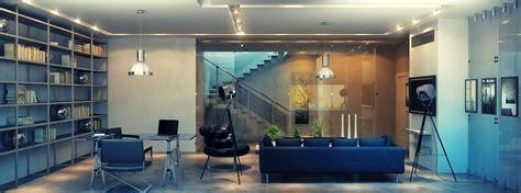 Home Office Lounge Interior Design Ideas