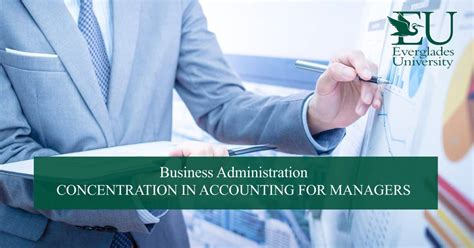 With An Mba In Accounting by Mba In Accounting For Managers Everglades