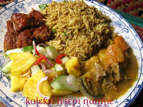 Panci Untuk Masak Nasi resepi nennie khuzaifah nasi briyani harum semerbak