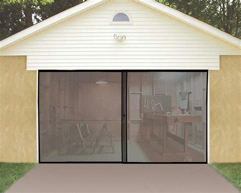 Screen Doors For Garage Garage Screen Door Colonialmedical