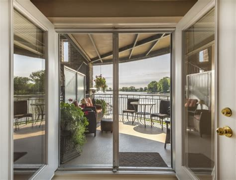 Patio Doors Installation In Green Bay Wi by Door With Screen Milwaukee Door