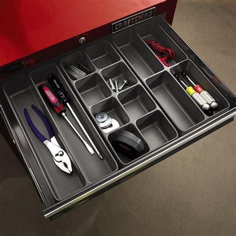 Tool Box Drawer Organizers by Craftsman Tool Box Organizer Shelf Drawer Divider Wrench