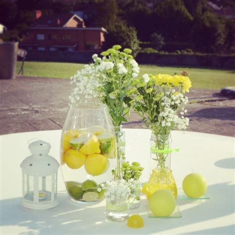 Candles And Home Decor home decorating ideas with lemons sunny yellows