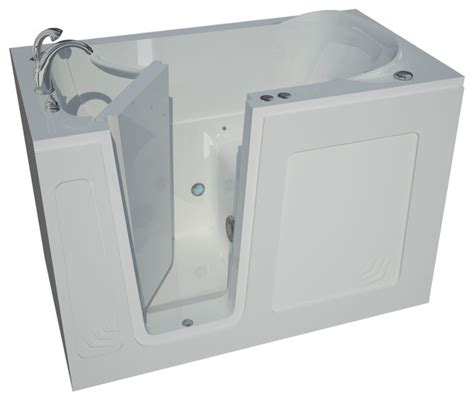 30 x 54 bathtub 30 x 54 white walk in bathtub with whirlpool jetted air
