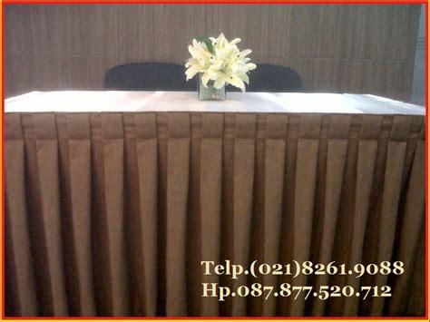 Taplak Meja Tamu Aplikasi Dubai pemesanan taplak meja hotel meja katering telp 021 8261