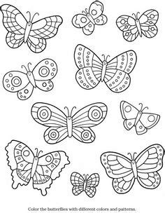 coloring pages with multiple animals butterfly four butterflies flying on the park coloring
