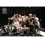 Seventeen Kpop Wallpapers  WallpaperSafari