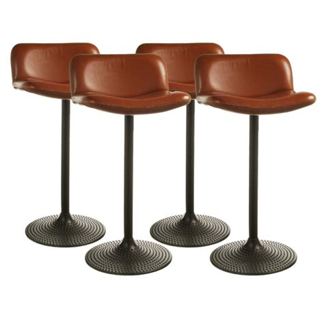 modern leather bar stools furniture fascinating wrought iron bar stools with