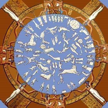 Calendario De Egipto El Templo De La Papisa Astrologia Y Arbol De La Kabala