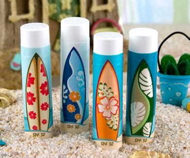 Lip Balm Surfer surf favor chapstick planning