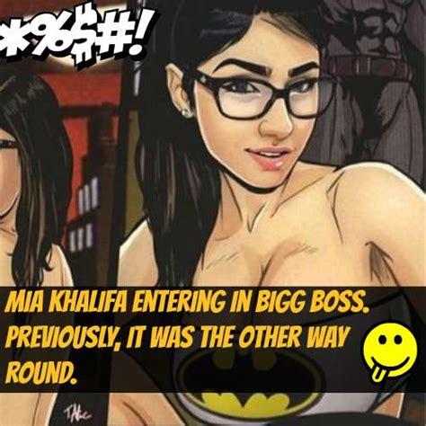 Mia Khalifa Memes - bigg boss 9 mia khalifa jokes memes and twitter trolls