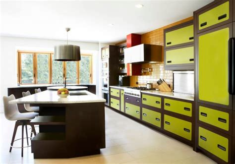 kitchen design green 21 green kitchen designs decorating ideas design