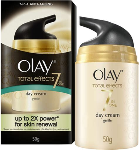 Olay Total Effect 7 In 1 Day olay total effects 7 in one anti ageing day review