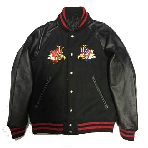 letterman jacket design ideas indie designs eagle embroidered varsity jacket indie