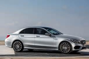 2015 mercedes c class passenger side view photo 31