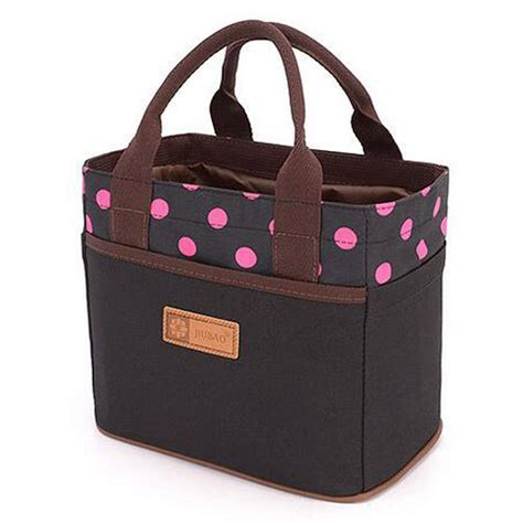 lunch tote canvas bento lunch bag box picnic travel tote lunch bag adults food new us ebay