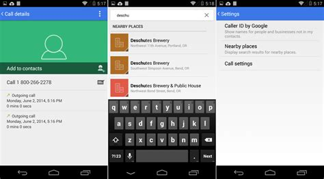 android dialer apk android 4 4 3 introduce una nuova versione dialer androidworld