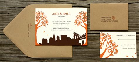City Themed Wedding Invitations by Wedding Invitations By Postscript The Sweetest