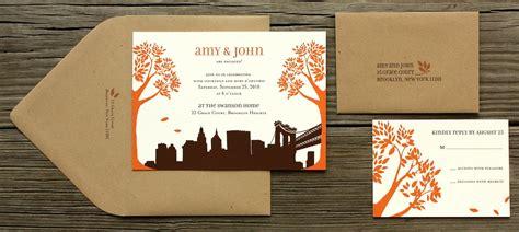 city themed wedding invitations wedding invitations by postscript the sweetest