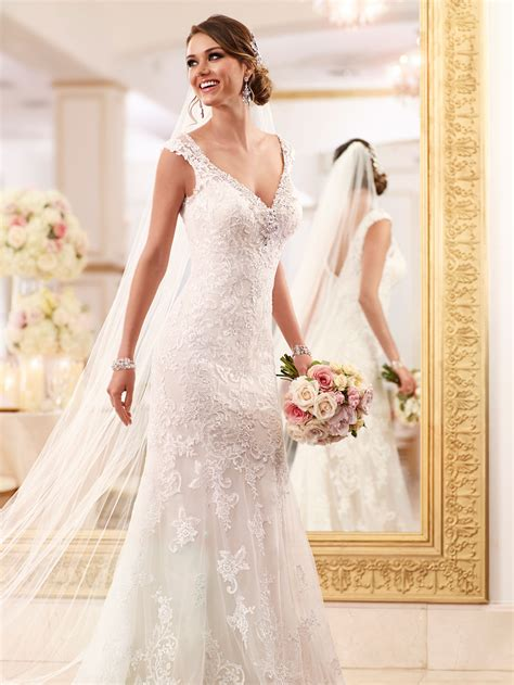 wedding dress stella york wedding dress sneak peek style 6037
