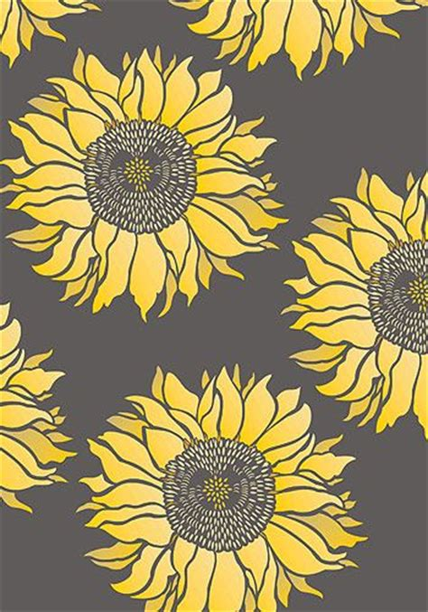 sunflower free pattern hobbycraft sunflowers stencils and search on