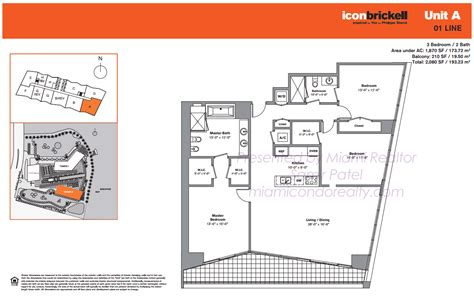 icon floor plan 28 icon condo floor plan icon brickell tower 2