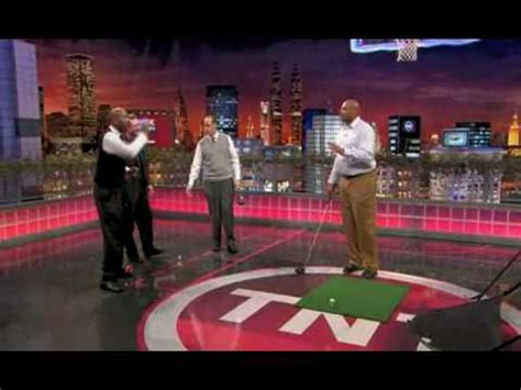 crazy golf swing inside the nba charles barkley s crazy golf swing