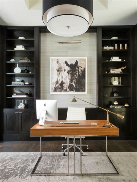contemporary home decor 25 best contemporary home office design ideas