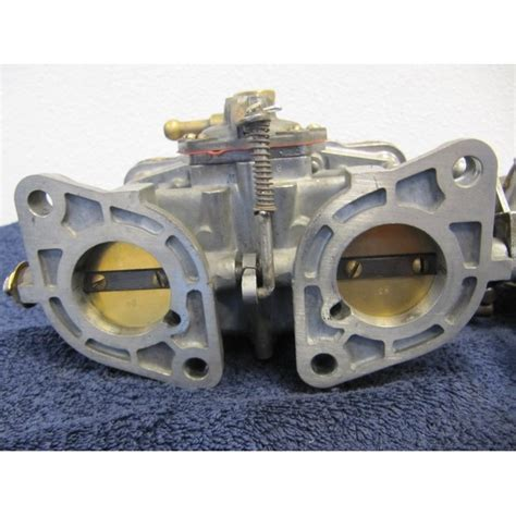 lancia flavia solex carburators