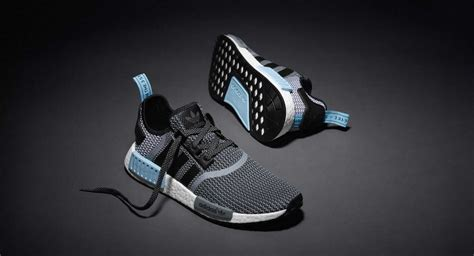 Adidas Nmd Runner R1 Clear Blue by Adidas Nmd Runner R1 Clear Blue Kenmore Cleaning Co Uk
