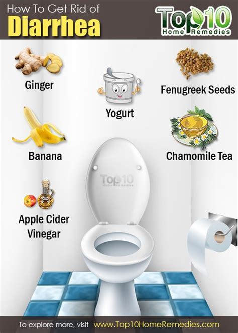 how to get rid of diarrhea how to get rid of diarrhea top 10 home remedies