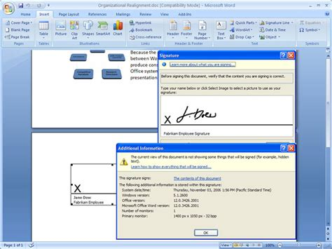Office World Microsoft Word 2007 Version