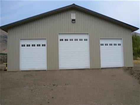 rv garage doors large 3 stall rv garage rv garage buildings