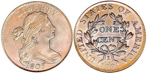 draped bust large cent draped bust large cents us coin prices and values