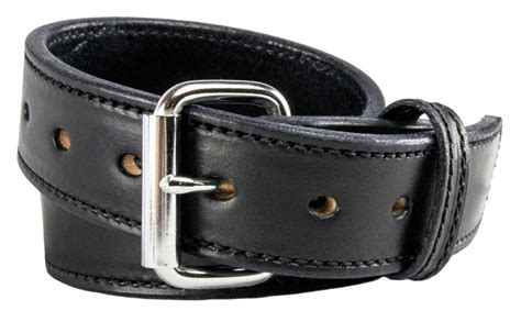 the ultimate concealed carry ccw gun belt black 14 oz 1