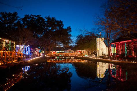 acadian village christmas lights lafayette la get in the spirit with noel acadien au