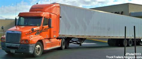 National Express Sleeper by Truck Trailer Transport Express Freight Logistic Diesel