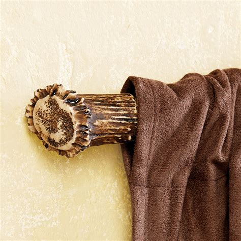 wildlife curtain rods rustic curtain rods html myideasbedroom com