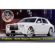 Who Drives The Most Expensive Cars In Tollywood
