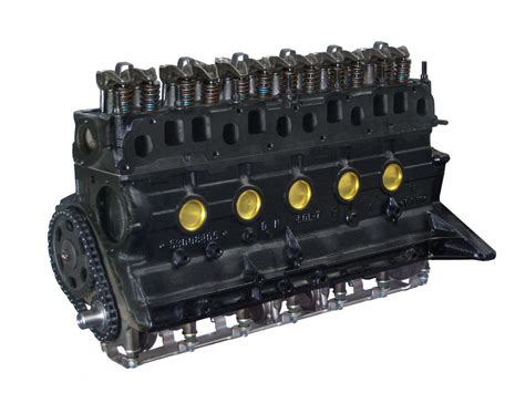 Jeep 4 0 Stroker Kit Remanufactured 4 0 242 Jeep Engine 2000 2004 Ebay