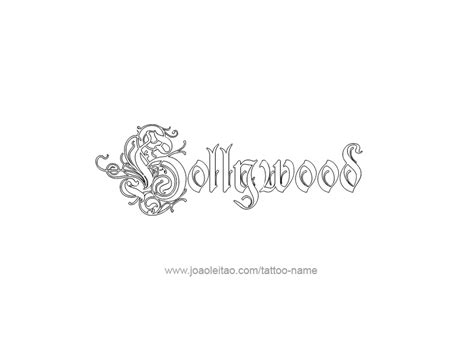 hollywood city  tattoo designs page    tattoos