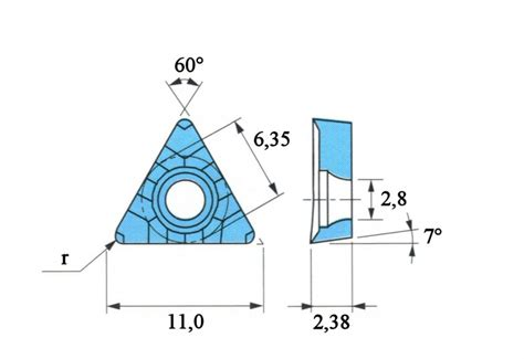 Plaque Inox 1102 by Plaquette Carbure Tcgt1102r Type Tcgt Sp 233 C Titane